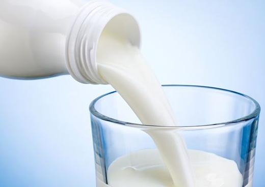 위염 우유