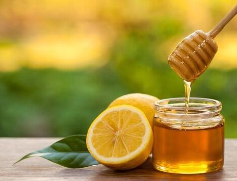 위염 꿀물